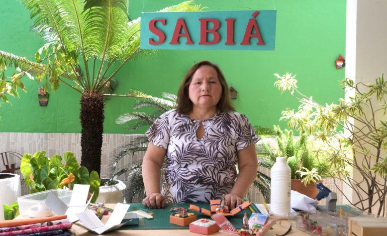 """Lourdes Delia Rivera – Oficina """"Oratórios decorativos"""" (Parte 2)"""