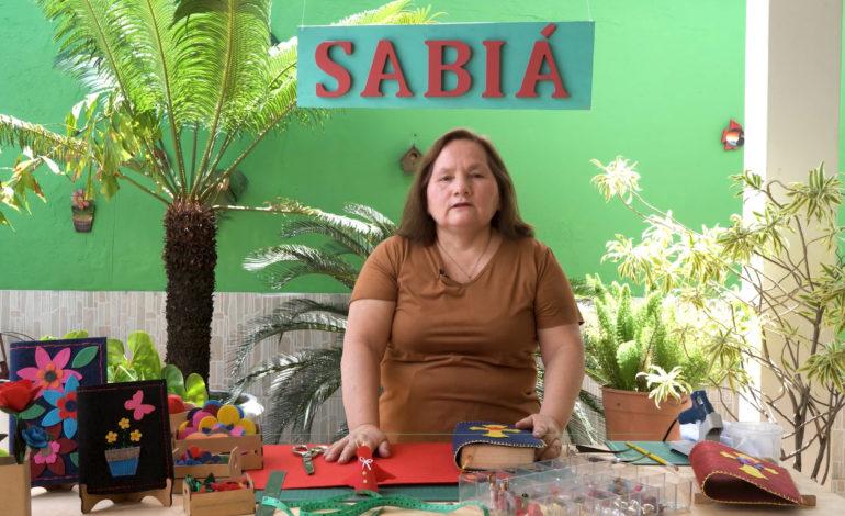 """Lourdes Delia Rivera – Oficina """"Oratórios decorativos"""" (Parte 3)"""