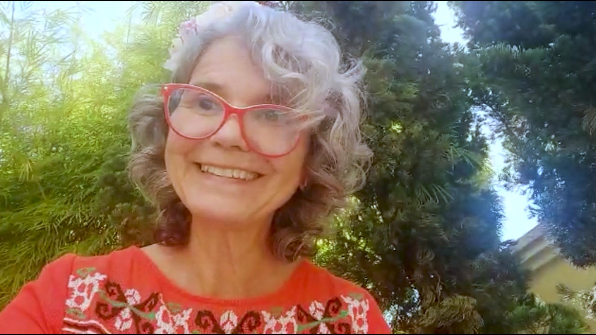 A história do vestido azul – Sônia Almeida